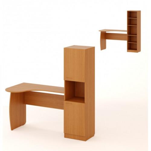 Стол письменный №5, бук
