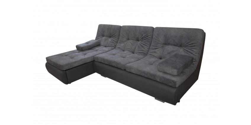 Новинка! Угловой диван Аристократ с оттоманкой цена 35100