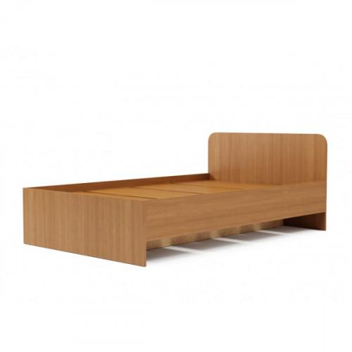 Кровать №2 (1400) (без матраца), бук