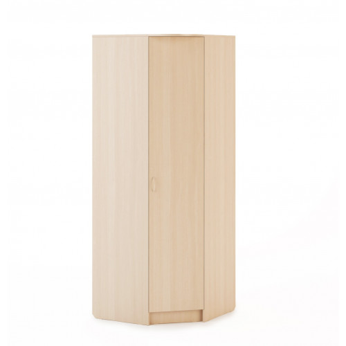 Шкаф Угловой №2, Беленый дуб